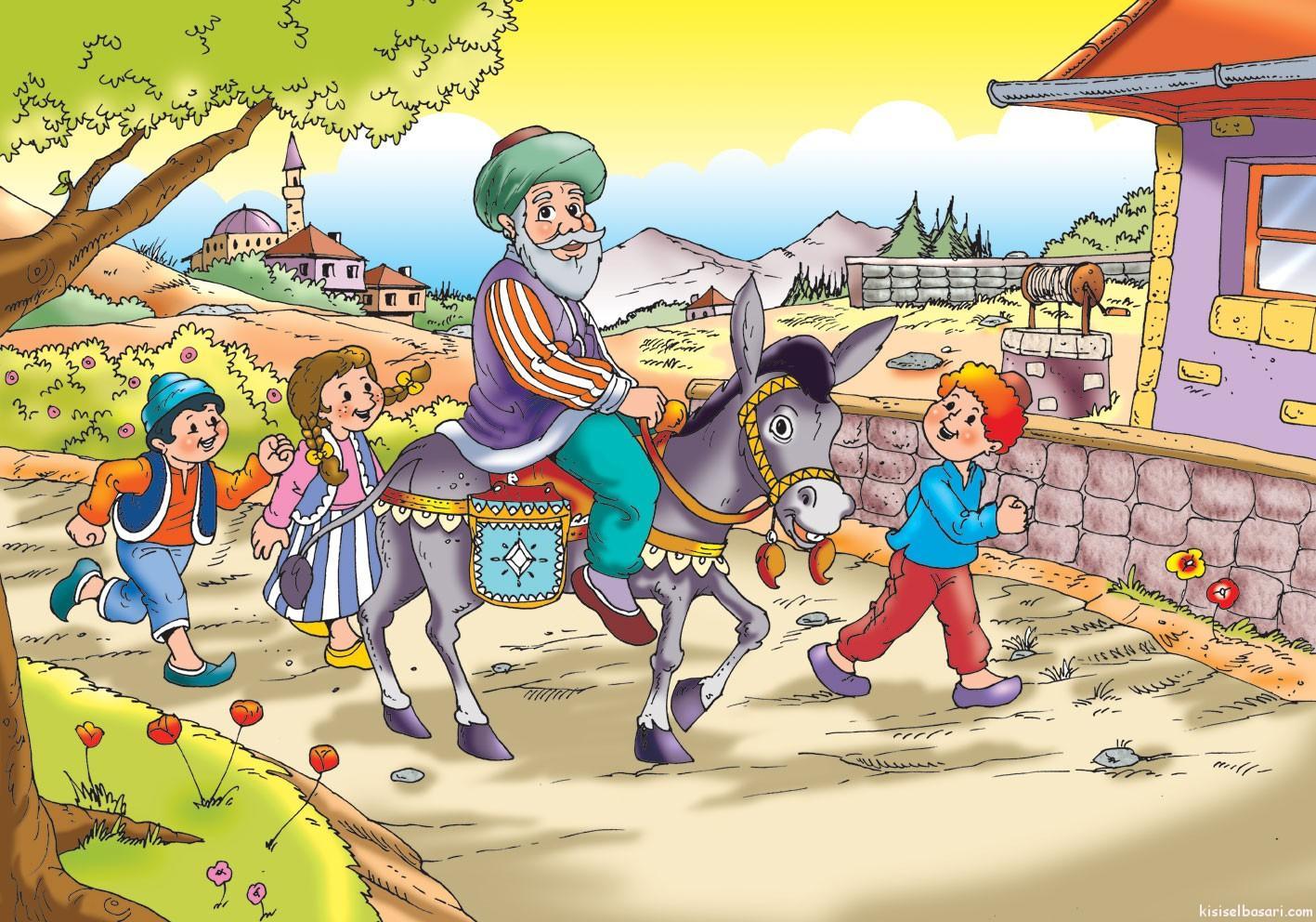 Halk Kahramanı Olarak Bilinen Nasreddin Hocanın Herkes Tarafından