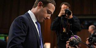 Facebook Kurucusu Mark Zuckerberg ABD Kongresi'nde İfade Verdi: 'Benim Hatamdı, Özür Dilerim'