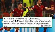 Roma, Mucizeyi Gerçekleştirdi! Barcelona'nın Şampiyonlar Ligi'nden Elenmesinin Ardından Yaşananlar ve Tepkiler