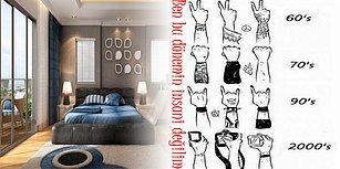 Yatak Odanı Tasarla, Sana Hangi Dönemin İnsanı Olduğunu Söyleyelim!