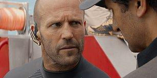 Jason Statham'ın Dev Köpek Balığına Karşı Olduğu The Meg'den İlk Fragman Geldi