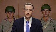 ABD Kongresine İfade Veren Facebook CEO'su Mark Zuckerberg'i Mizahına Alet Eden 15 Kişi