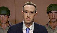 Mark Zuckerberg'i Photoshoplarıyla Mizah Mahkemesinde Yargılayanlardan 15 Komik Kolaj