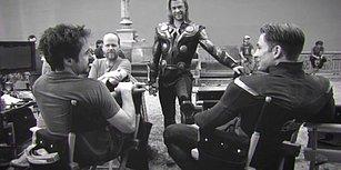 Marvel, Avengers: Infinity War Öncesi Eğlenceli Kamera Arkası Görüntüleri Yayınladı