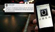 İstanbul Taksiciler Birliği Başkanı Sınırları Zorladı: 'Uber'e Binen de Kullanan da Vatan Hainidir'