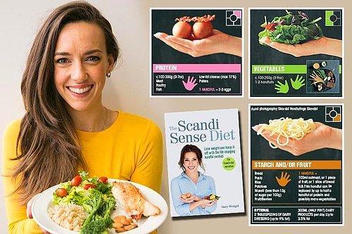 Yiyecekleri Kalori ile Değil Avuçla Ölçüyoruz: Danimarkadan İthal Pratik Diyet Scandi Sense 29
