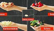 Yiyecekleri Kalori ile Değil Avuçla Ölçüyoruz: Danimarka'dan İthal Pratik Diyet Scandi Sense!