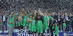 Bu Gurur Türkiye'nin! Darüşşafaka EuroCup Şampiyonu 🏆