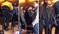 İki Siyahi Genç, Sipariş Vermeden Starbucks'ta Oturup Lavaboyu Kullanmak İsteyince Tutuklandı!