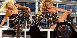 Beyoncé ve Solange'dan Coachella'da Muhteşem Dans Şovu!