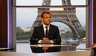 Fransa Cumhurbaşkanı Macron: 'Suriye'ye Saldırarak Türkiye'yi Rusya'dan Ayırdık'