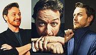 Adeta Bir Mit Halini Alan İskoç Yakışıklılığının ve Aksanının Hollywood Temsilcisi James McAvoy!