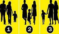 Bu Ailelerden Hangisinin Sahte Olduğunu Söyleyin, Size Nasıl Bir Aileden Geldiğinizi Söyleyelim!