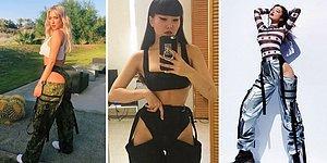 Her Gün Bir Yeniliğe İmza Atan Tasarımcıların Son Bombası Basen Dekolteli Pantolonlar