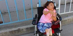 Engelli Kadının Cep Telefonunu Çalan Vicdansızlar!