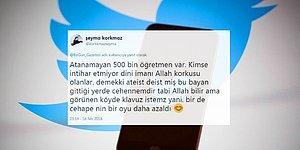 Öğretmen Merve Çavdar'ın İntiharı Ardından Rezil Tweet: 'CHP'nin Bir Oyu Daha Azaldı'