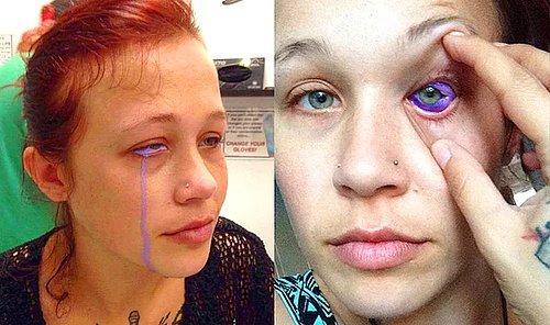 Göz dövmesi nedir İncelemeler, türleri, önerileri