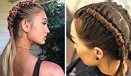 Festival Sezonuyla Hayatımıza Giriş Yapan Yepyeni Bir Saç Modeli: Pipet Örgü