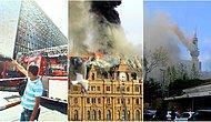 Duydunuz mu? Tarihi Yapılardaki Yangınların %90'ı Restorasyon Sırasında Çıkıyor