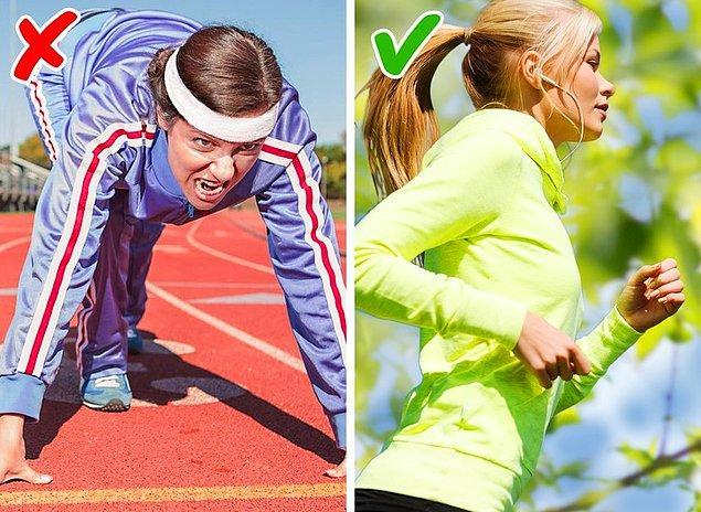 4. Maraton ya da değil. Koştu mu uzun koşacaksın!