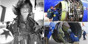 Kahraman İlan Edildi: Havadayken Motoru Patlayan Uçağı Başarıyla İndiren Pilot Tammi Jo Shults