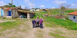 Tek Haneli Köyde Muhtarlık Yarışı: Kışın Nüfusu 3'e Kadar Düşen Köyün Muhtarı, Bekçisi ve Azası Aynı Kişi