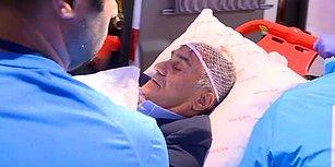 Şenol Güneş Taburcu Oldu, Onu Yaralayan Şüpheli Gözaltında, 32 Taraftar ise Serbest