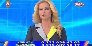 Müge Anlı Fenerbahçe-Beşiktaş Derbisini Yorumladı: 'Futbolcu Olarak Dönüp Taraftara Saldıramazsın'
