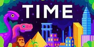 Zaman: Her Şeyin Geçmişi ve Geleceği