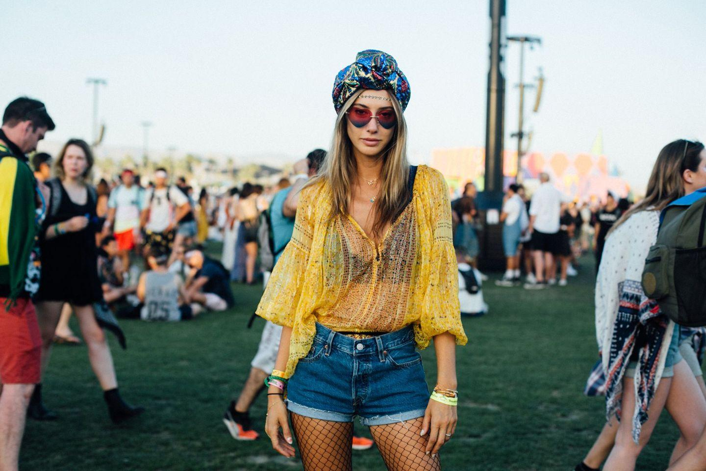 Nisan'da Festival Stilleri Ve Coachella Festivali
