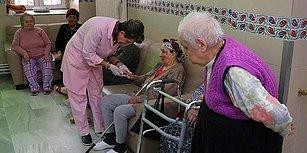 İyi ki Varsın! 'Kanatsız Melek' Şengül Kazan 40 Yıldır Düşkünlerin Tırnaklarını Kesiyor, Ayaklarını Yıkıyor