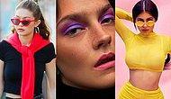 📣Trend Alarmı: 2018 Yazının Yükselişe Geçen En Moda Renklerini İnceliyoruz!