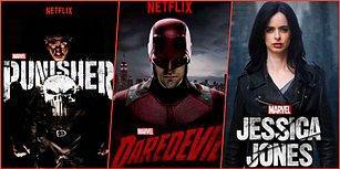 Marvel Dizilerine Ne Kadar Hakimsin?