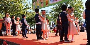 Eşi Dans Gösterisine Gelmeyince Tek Başına Performans Sergileyen Koca Yürekli Çocuk