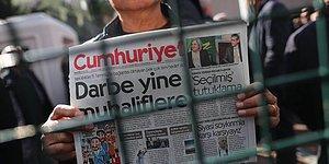 Cumhuriyet Davasında Karar Açıklandı: Gazetecilere Ceza Yağdı