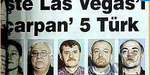 2005 Yılında Las Vegas'taki Kumarhaneleri Dolandıran 5 Uyanık Türk