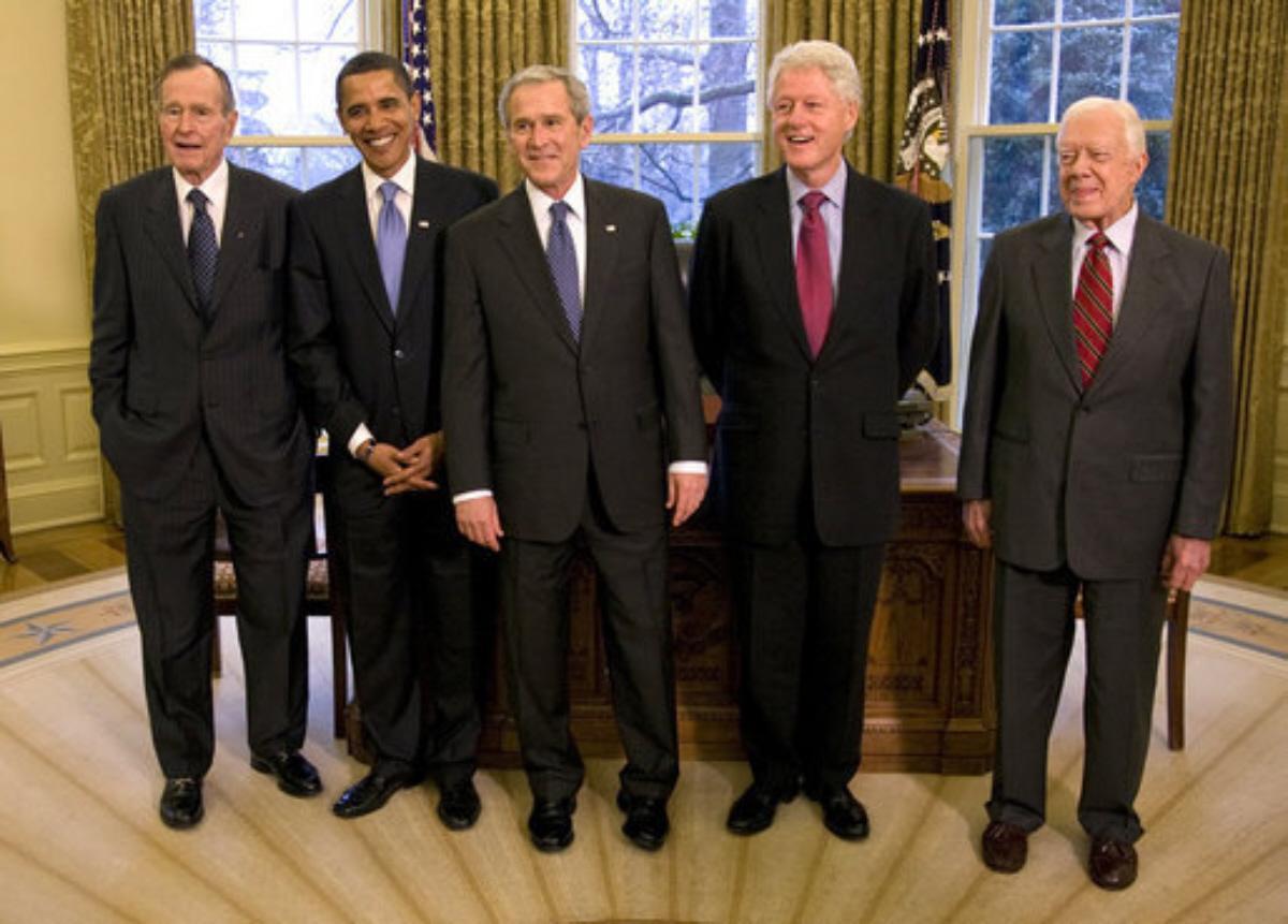 Kendilerini daha kötüye kullanan tüm ABD başkanları
