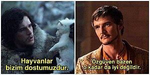 Son Sezonu Gelmek Bilmeyen Game of Thrones'un Erkek Karakterlerinden Çıkarmamız Gereken 13 Hayat Dersi