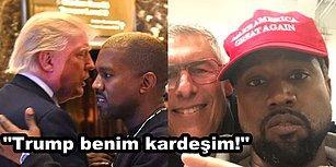Gene Delirdi! Kanye West Yine Sıra Dışı Fikirlerini Açıkladı, Yine Sosyal Medyada Olay Yarattı!
