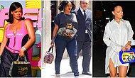Yeni Tarzıyla Her Geçen Gün Şaşırtmaya Devam Eden Rihanna'nın En Komik Hallerine Yapılmış 17 Caps