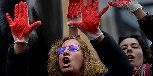 Mahkeme Tecavüzle Suçlanan Sanıkları 'Cinsel İstismar'dan Suçlu Buldu, İspanya Ayağa Kalktı!
