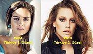 Miss Turkey'de Birincilik Tacını Takamayıp Birinciden Fazla Şöhreti Yakalayan Güzeller