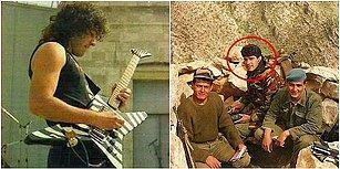 'Uzun Saçlı ve Satanist' Diyenlere İnat Vatan Aşkıyla Gönüllü Komando Olarak Askere Gidip Şehit Düşen Rock Gitaristi