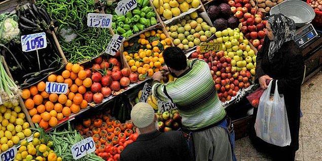 'Meyve sebze ürünleri dışında gıda ürünlerinin neredeyse tamamının ambalajsız olarak satılması mevzuata aykırı'