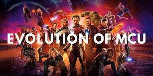 Marvel Sinematik Evrenini Geçmişten Bugüne Anlatan 17 Dakikalık Muhteşem Video!