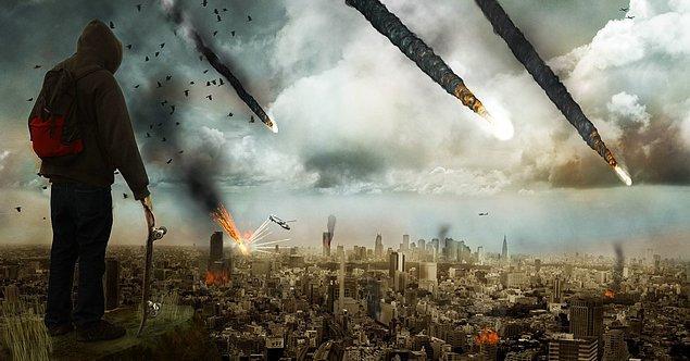 Dünya dışı bir medeniyetin gezegenimizi işgali (Oran: 1'e 500)
