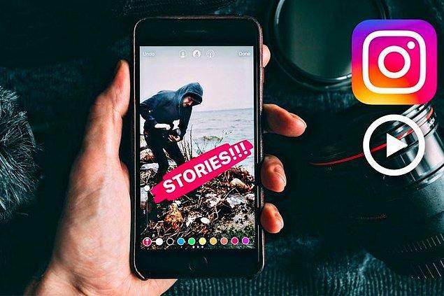 Dolayısıyla Instagram'ın yapılacağı yeniliklerin başında hikayeler ile ilgili iyileştirmeler zaten bekleniyordu.