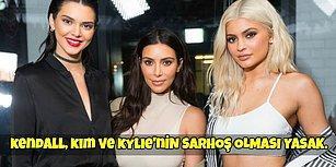 Yok Artık Diyeceksiniz: Kardashian Ailesinin Mutlaka Uyması Gereken 15 Tuhaf Kural