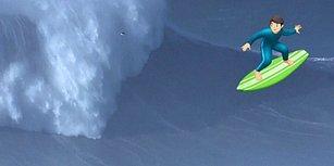 Dünyanın En Yüksek Dalgasında Sörf Yaparak Rekor Kıran Sporcu: Rodrigo Koxa