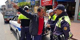 Alkollü Sürücüden Polise Tepki: 'İnsan Kız Arkadaşının Yanında Alınır mı?'